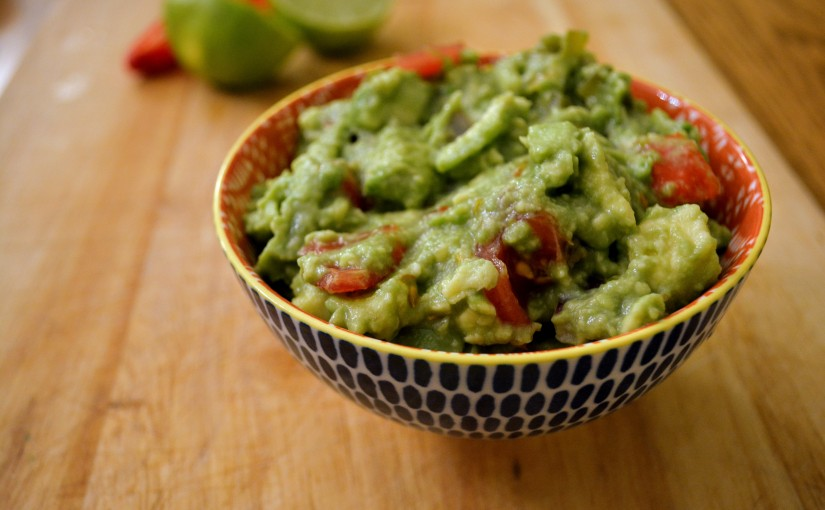 The only Guacamole recipe you willneed