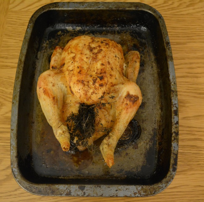 Roast Chicken 2