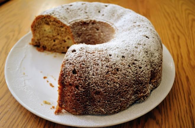 Spiced Apple Bundt Cake 3